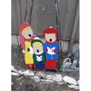 christmas carolers holiday yard art decorations id 6867031 product details view christmas