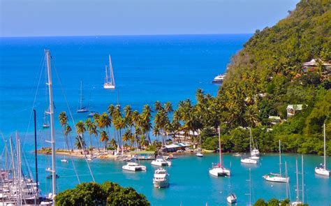 St. Lucia: Untamed, Exotic, Exclusive | Select Yachts
