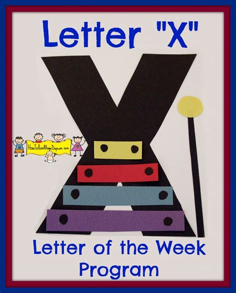 17 best ideas about letter x crafts on letter 212 | 672479f305846b78bb08c8f0f5a54149