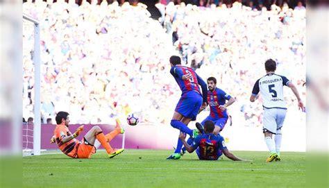 Deportivo La Coruna 0-8 Barcelona Highlights - La Liga April 21 2016