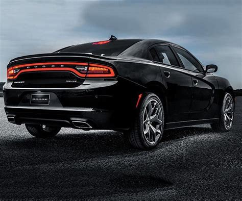 2019 Dodge Charger Could Get Italian Basis And New Powertrains