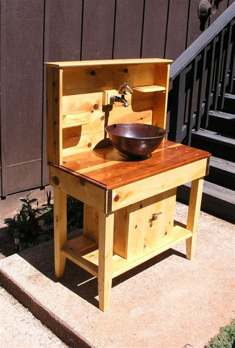 outdoor kitchen sinks ideas 15 most outrageous outdoor kitchen sink station ideas 3871