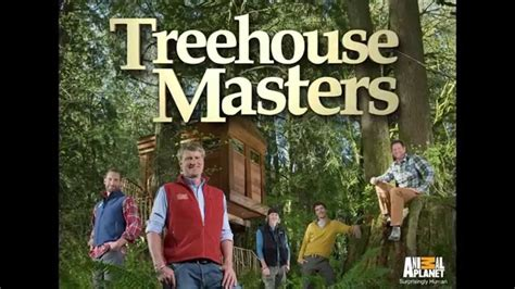 Treehouse Masters Giveaway Youtube