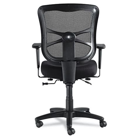 Alera Elusion Series Mesh Mid Back Swivel by Elusion Series Mesh Mid Back Swivel Tilt Chair