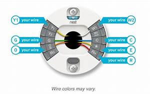 Custom Nest E Wiring Diagram