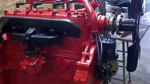 8n 9n 2n Ford Tractor Motor Engine Completely Restored 5