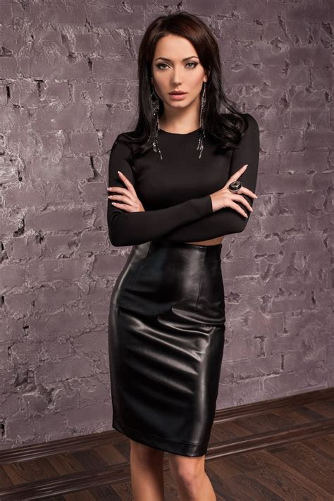 Lovely Ladies In Leather Miscellaneous Leather 17
