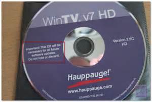 hauppauge wintv v7