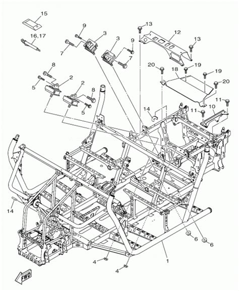 wiring diagram 2014 yamaha viking car wiring diagram