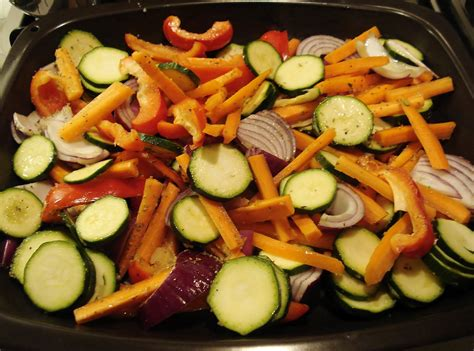 how to roast vegetables in oven pics for gt roast vegetables in oven