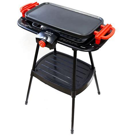 mandine barbecue 233 lectrique sur pieds mbgp2000s 17