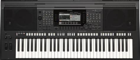 yamaha psr s770 yamaha psr s770 61 key arranger workstation mcquade musical instruments