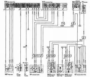 1996 Mercede S420 Fuse Box Diagram