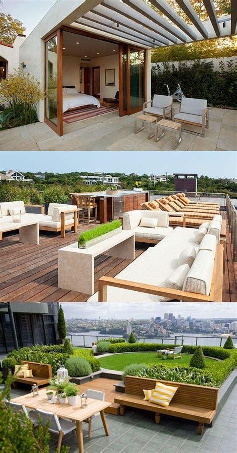 inspiring rooftop deck design ideas