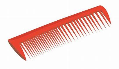 Comb Hairbrush Hairdresser Shears Barber Cutting Clipart