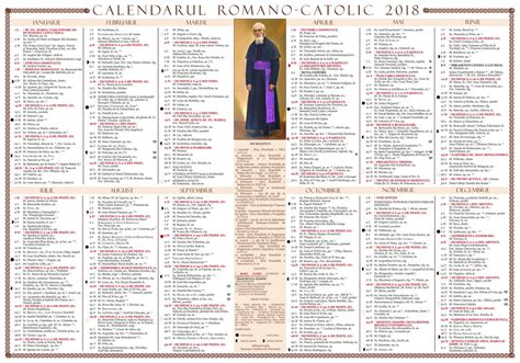 ianuarie  calendar ortodox  calendar printable