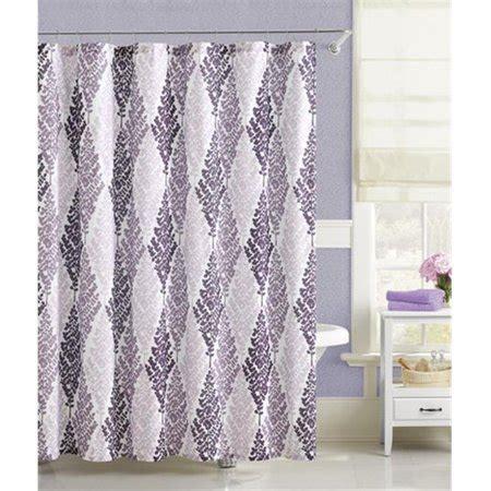 magnolia shower curtain luxury home magnolia shower curtain purple 72 x 72 inch