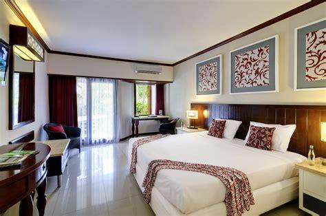 deluxe room bali garden beach resort  hotel accommodation  kuta