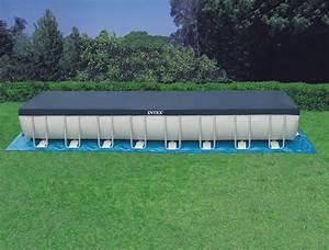 Frame Pool Rechteckig : ground swimming pool rectangular outdoor idfdesign ~ Frokenaadalensverden.com Haus und Dekorationen