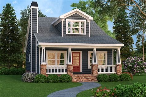 Craftsman Style House Plan 4 Beds 3 Baths 1853 Sq/Ft