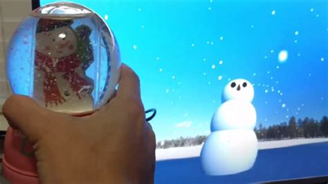 An Arduino Snow Globe That Makes It Snow In Virtual Reality Htxtafrica