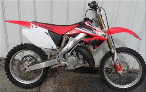 2004 Honda Cr 125r For Sale; A Dirt Bike With The Best