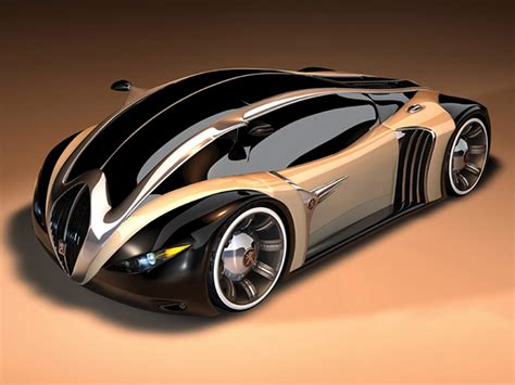 Dsng's Sci Fi Megaverse Muscle Cars  Classics, Concepts