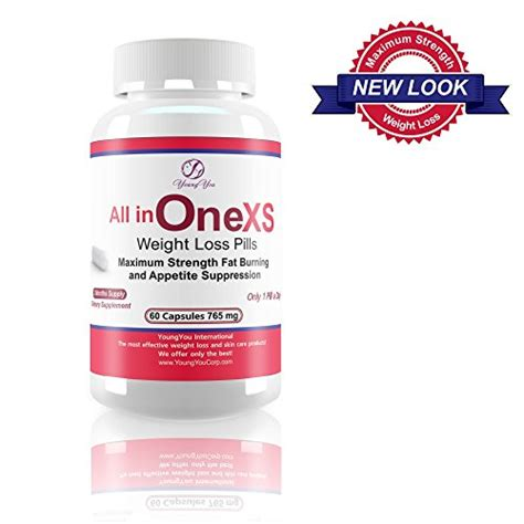 all in one weight loss pills maximum strength appetite