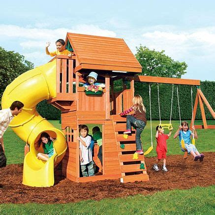 Big Backyard By Solowave by Big Backyard By Solowave 174 Grandview Deluxe Play System
