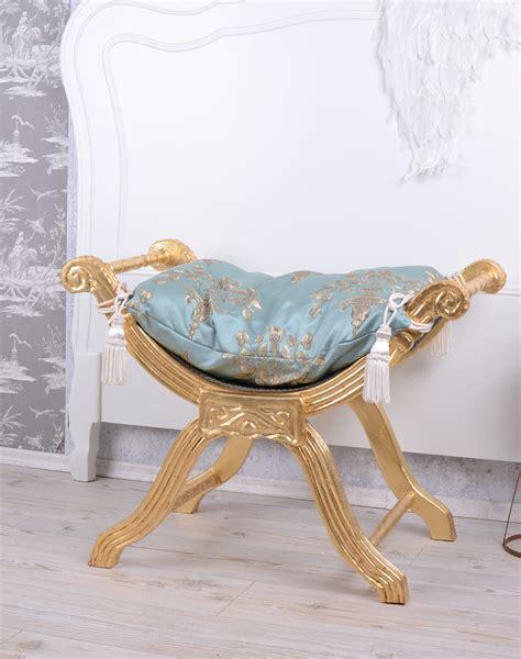 baroque siège gondole tabouret banquette antique ebay