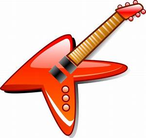hot electric guitar | Clipart Panda - Free Clipart Images