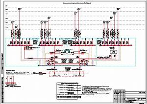 Single Line Wiring Diagram Power Distribution