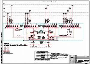 Single Line Wiring Diagram Power Distribution