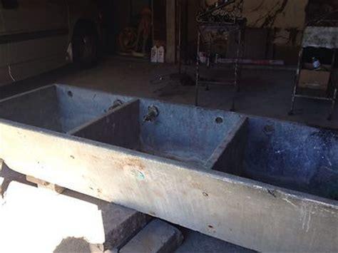 Soapstone Laundry Sink Ebay by Antique Large Soapstone Concrete Sink Concrete Sink