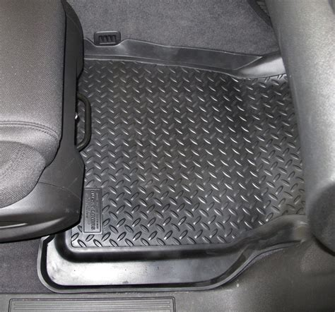 Chevy Traverse Floor Mats by Floor Mats For 2012 Chevrolet Traverse Husky Liners Hl31011