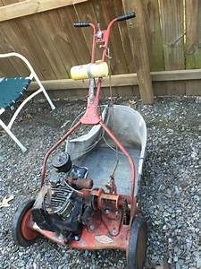 Determining The Value Of Old Reel Mowers