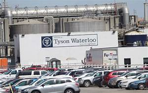 waterloo tyson fresh meats plant to come