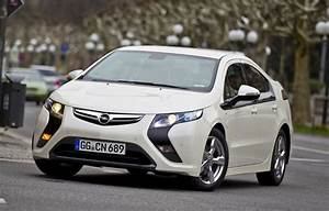 Europe Automobile : europe 39 s best selling electric car is the opel vauxhall ampera news ~ Gottalentnigeria.com Avis de Voitures