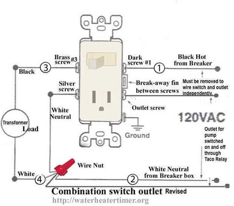 Storage Switch Outlet Wiring For Fireplace Boiler