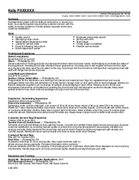 traffic coordinator resume exle nbty los angeles