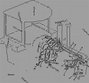 John Deere 4055 Wiring Schematic : wiring harness engine tractor john deere 4055 tractor ~ A.2002-acura-tl-radio.info Haus und Dekorationen