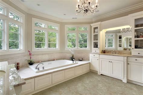 beautiful bathroom tile flooring