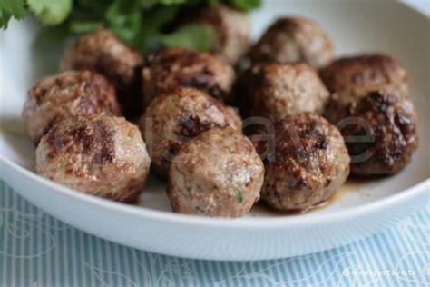 recette boulette de viande maison boulettes de viande 233 pic 233 es et moelleuses la recette gustave