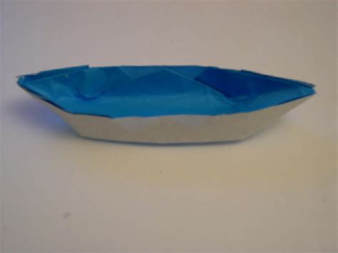 Origami Japanese Boat by Origami Folding How To Make An Easy Origami