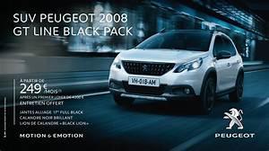 Lld Peugeot 2008 : suv peugeot 2008 gt line black pack promotions chez votre concessionnaire peugeot mende ~ Medecine-chirurgie-esthetiques.com Avis de Voitures