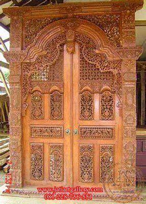 pintu rumah gebyok adat jawa pintu gebyok adat jawa