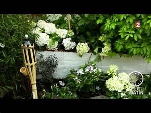Comment Faire Un Jardin Zen Pas Cher : jardin relooker un jardin zen youtube ~ Carolinahurricanesstore.com Idées de Décoration