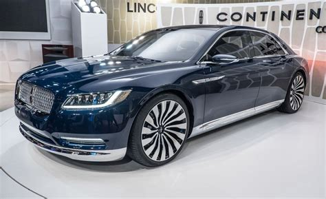 lincoln continental concept   headed