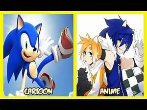 Sonic Human Anime   www.pixshark.com - Images Galleries ...