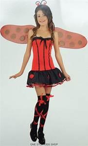 Lady bug costume halloween teen
